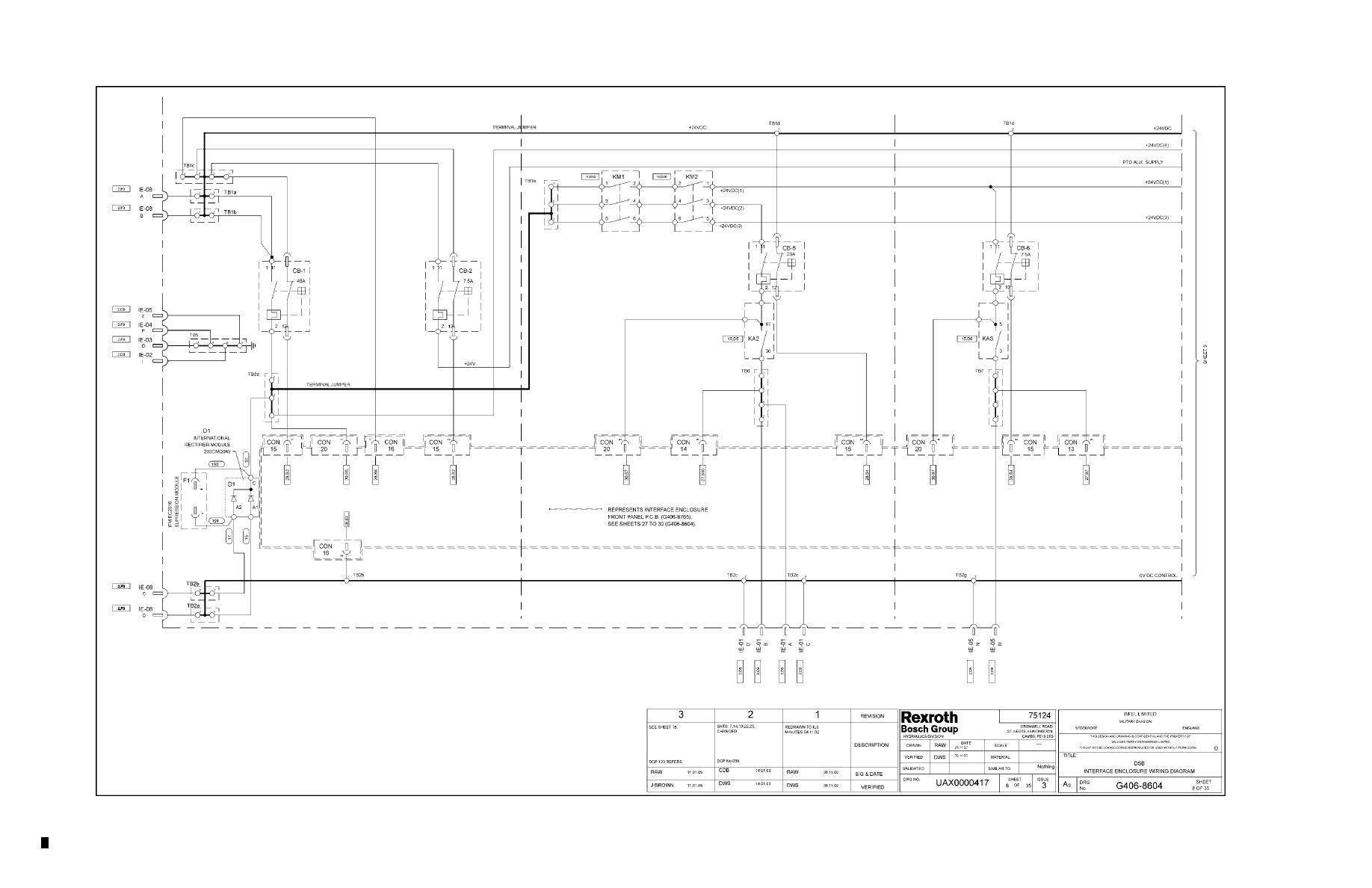 figure 8 interface enclosure wiring diagram. Black Bedroom Furniture Sets. Home Design Ideas
