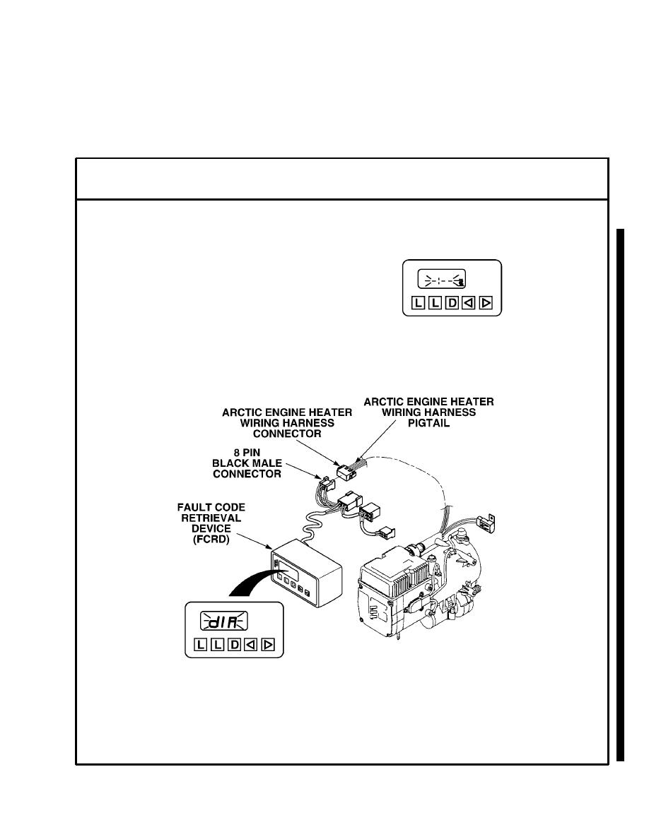 Remove Fault Code Retrieval Device Fcrd Removing Wires From Harness